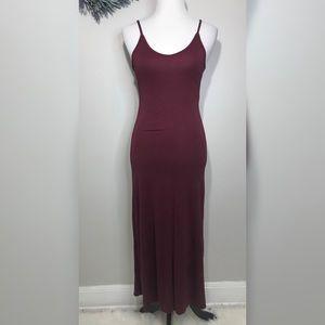 Free People Intimately Bodycon Maxi Dress